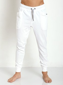 2xist Comfort Lounge Pant White