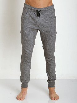 2xist Comfort Lounge Pant Black Heather