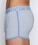 C-IN2 Hand Me Down Runner Boxer Dean Blue Heather, view 3