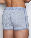 C-IN2 Hand Me Down Runner Boxer Dean Blue Heather, view 4
