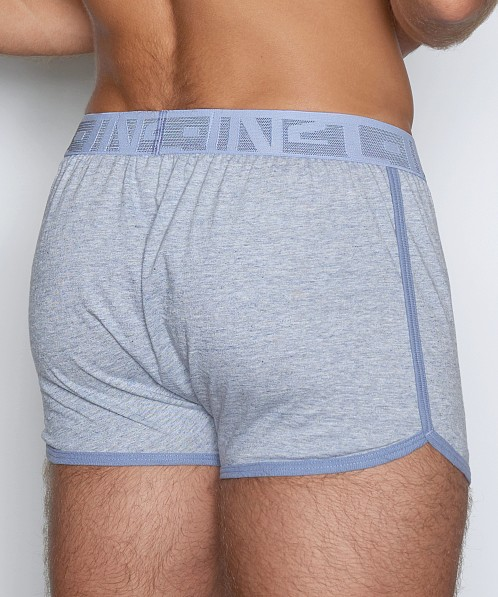 C-IN2 Hand Me Down Runner Boxer Dean Blue Heather