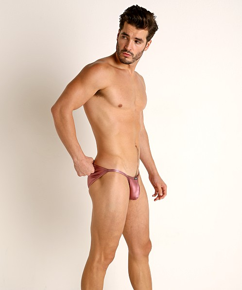 Rick Majors Liquid Skin Sports Brief Pink