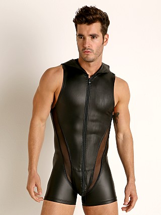You may also like: Rick Majors Dark Mode Hooded Singlet Black/Black