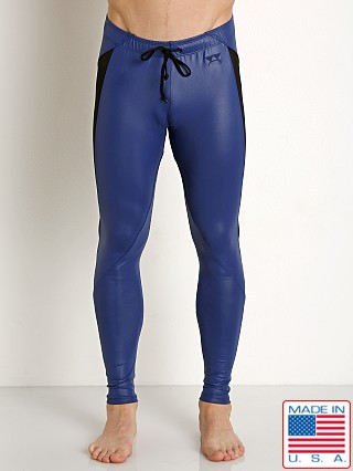 LASC Faux Leather Tight Midnight