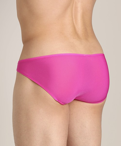 Gregg Homme Torridz HyperStretch Low-Cut Briefs Pink