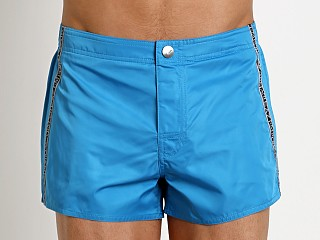 Emporio Armani Premium Swim Shorts Bright Blue