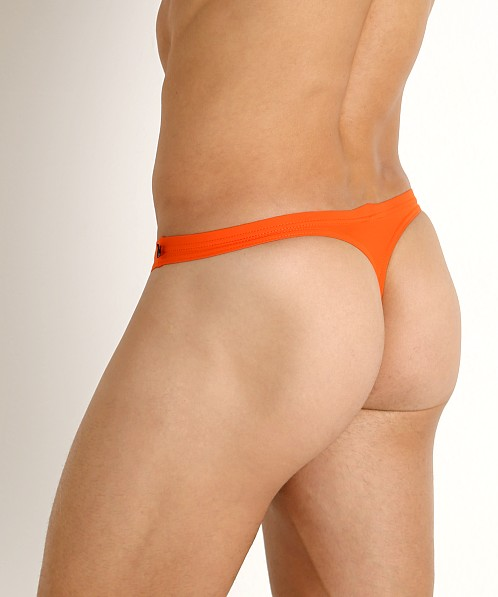 Gregg Homme Caliente Swim Thong Orange