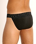 Modus Vivendi Glam Sparkle Tanga Sports Brief Black, view 4
