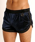 Modus Vivendi Tiffany's Velvet Mesh Short Navy, view 3