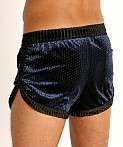 Modus Vivendi Tiffany's Velvet Mesh Short Navy, view 4