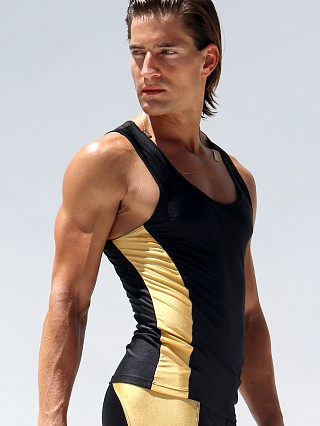 Complete the look: Rufskin Krypto Anatomic Sport Tank Top Black