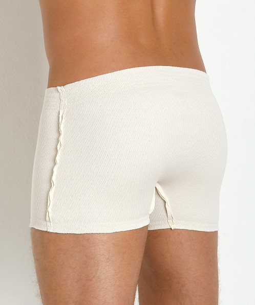 Modus Vivendi Unbleached Cotton Rough Hewn Boxer