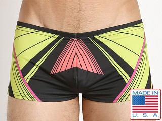 Marco Marco Laser Swim Trunk Yellow