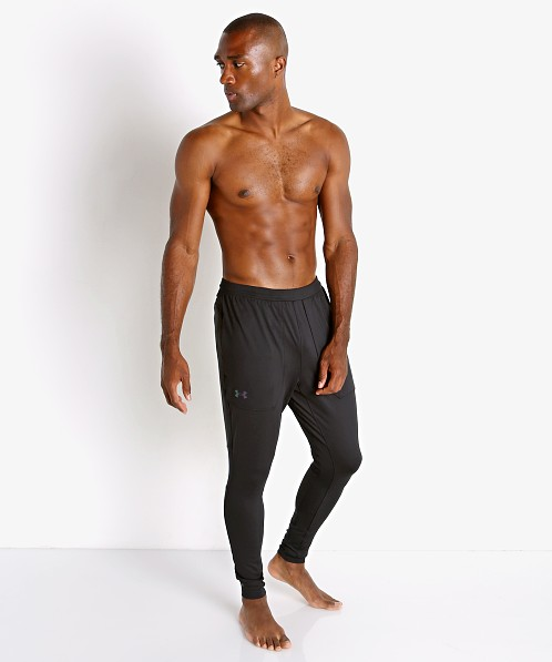 Under Armour Rush Fitted Pant Black