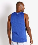 Under Armour Tech 2.0 Tank Top Royal, view 4
