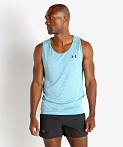 Under Armour Tech 2.0 Tank Top Cosmos Teal, view 2