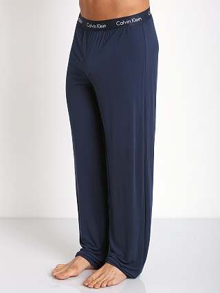 Calvin Klein Body Modal PJ Pants Blue Shadow