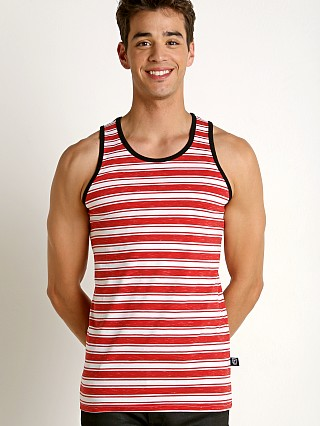 Complete the look: Timoteo Oceanside Tank Top Red