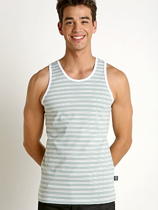 Complete the look: Timoteo Oceanside Tank Top Sage Green