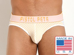 Pistol Pete Marquee Jockstrap Orange