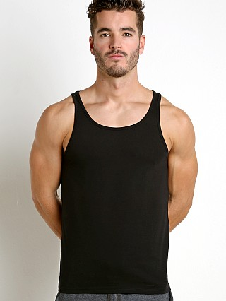 Complete the look: St33le Performance Heathered Workout Tank Black