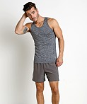 St33le Seamless Performance Tank Grey, view 2
