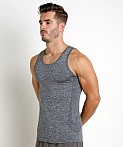 St33le Seamless Performance Tank Grey, view 3