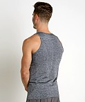 St33le Seamless Performance Tank Grey, view 4
