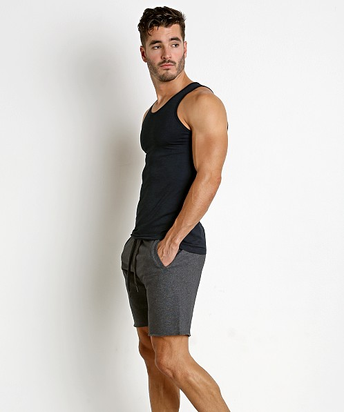 St33le Seamless Performance Tank Navy