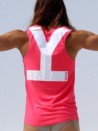 Complete the look: Rufskin Why Relaxed Fit Yogatek Tank Top Pink