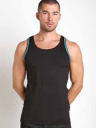 Diesel Cool 360 Simon Tank Top Black/Blue