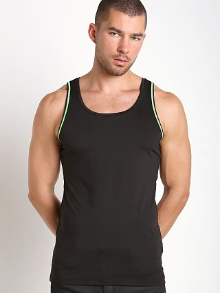Diesel Cool 360 Simon Tank Top Black/Green
