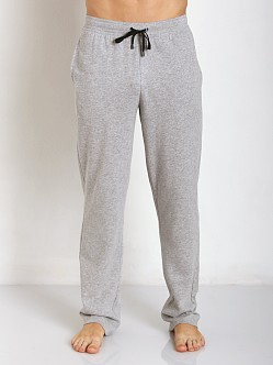 Calvin Klein Soft Lounge Pajama Pants Heather Grey