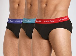 Calvin Klein Cotton Stretch 3-Pack Hip Brief