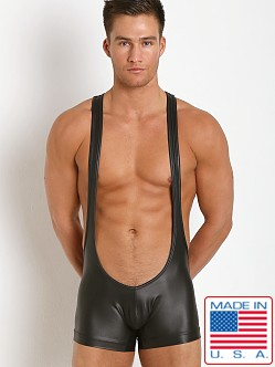 N2N Bodywear Black Collection Wrestler