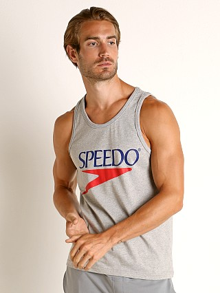 You may also like: Speedo Vintage Logo Tank Top Heather