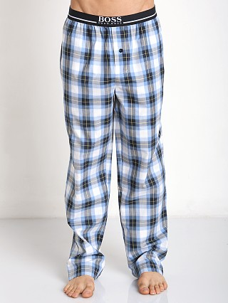 Hugo Boss Urban Pants Navy Plaid