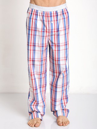 Hugo Boss Urban Pants Red/Blue