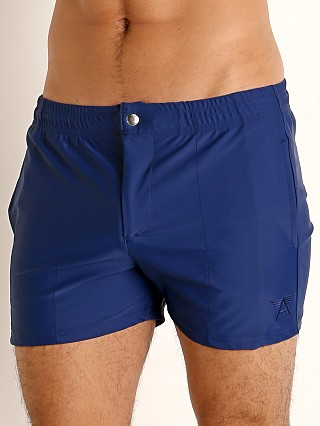 Complete the look: LASC Malibu Swim Shorts Navy