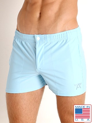 LASC Malibu Swim Shorts Baby Blue