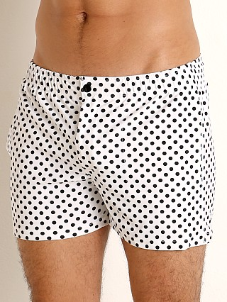 You may also like: LASC Malibu Swim Shorts White/Black Polka Dots