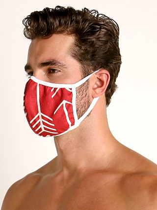 AT Surgical Face Mask Red Arrows
