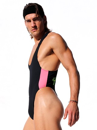 Complete the look: Rufskin Core Neon Sport Thong Bodysuit Black