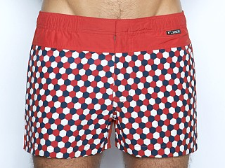 C-IN2 Woven Swim Shorts Bee America