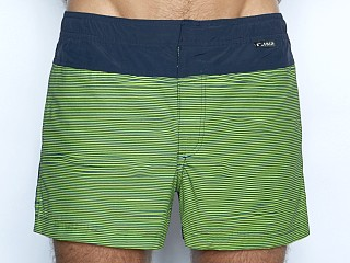 C-IN2 Woven Swim Shorts Acid Flux