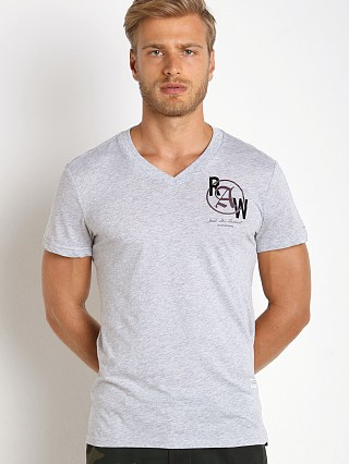 Complete the look: G-Star Kaipoke V-Neck Shirt Grey Heather