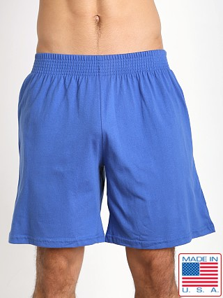 Pistol Pete Circuit 100% Cotton Short Royal