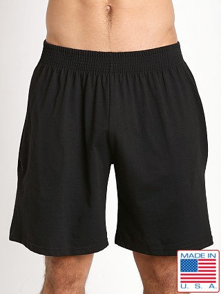 Pistol Pete Circuit 100% Cotton Short Black