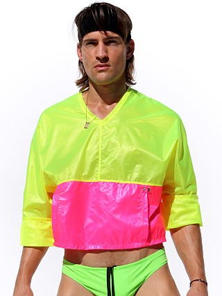 You may also like: Rufskin Bulle Nylon Rip-Stop Sport Top Lemon