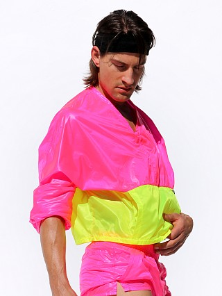 You may also like: Rufskin Bulle Nylon Rip-Stop Sport Top Pink AF